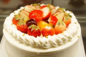季節のフルーツ誕生日